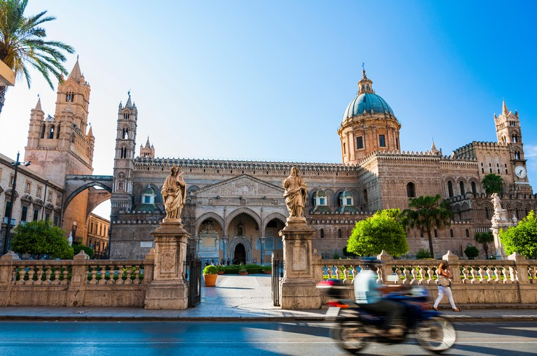Palermo Cathedral is the cathedral church of the Roman Catholic Archdiocese of Palermo, located in Palermo, Sicily, Italy.