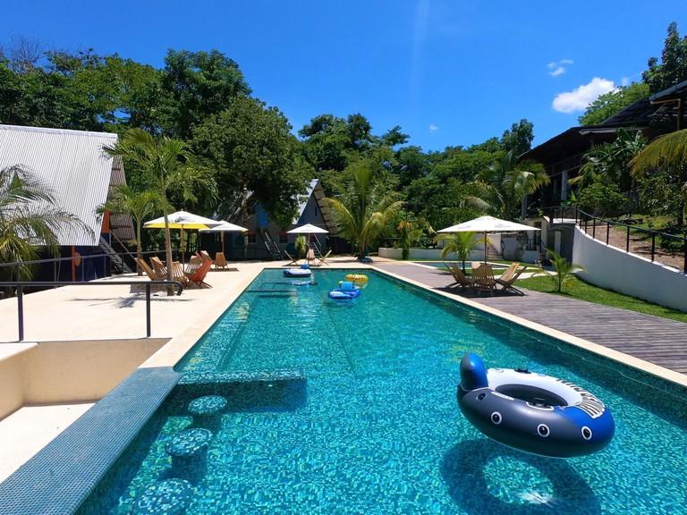 Greengo's Hotel pool
