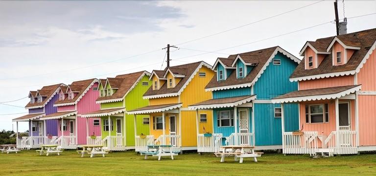 Hatteras Sands Camping Resort