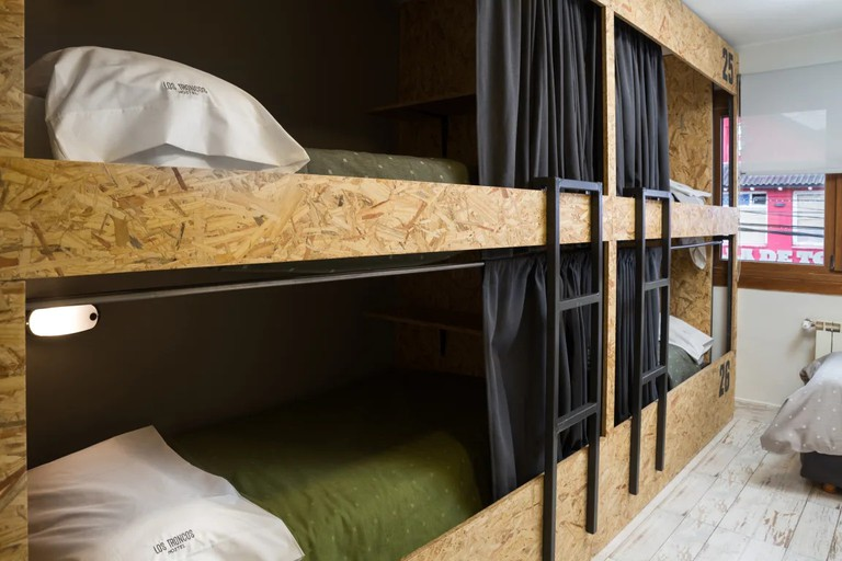Hostel Los Troncos bedroom
