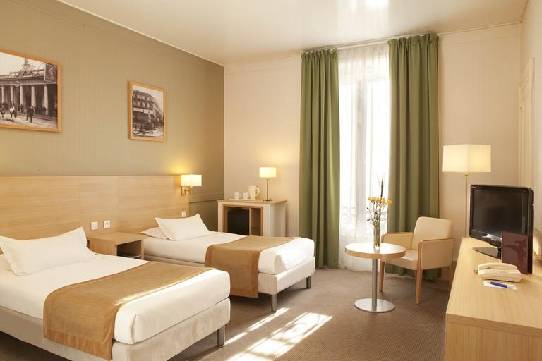 Hôtel Oceania Le Métropole Montpellier_9e4ffdf9