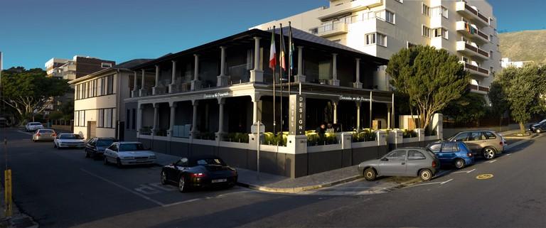 Hotel on the Promenade exterior