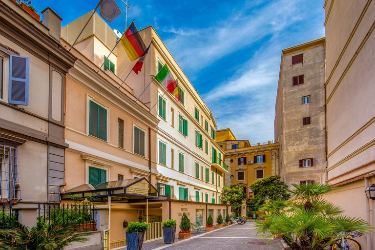 HOTEL VILLA GLORI ROMA_45713915