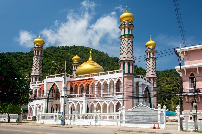 Ao Nang Mosque, Krabi District, Thailand