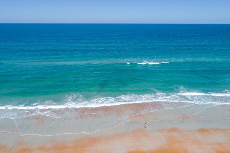 Ormond Beach views in Florida, USA