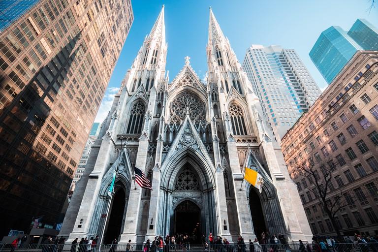 St. Patrick's Cathedral, New York, NY, USA - joseph-barrientos-v8ppjpVTHVQ-unsplash