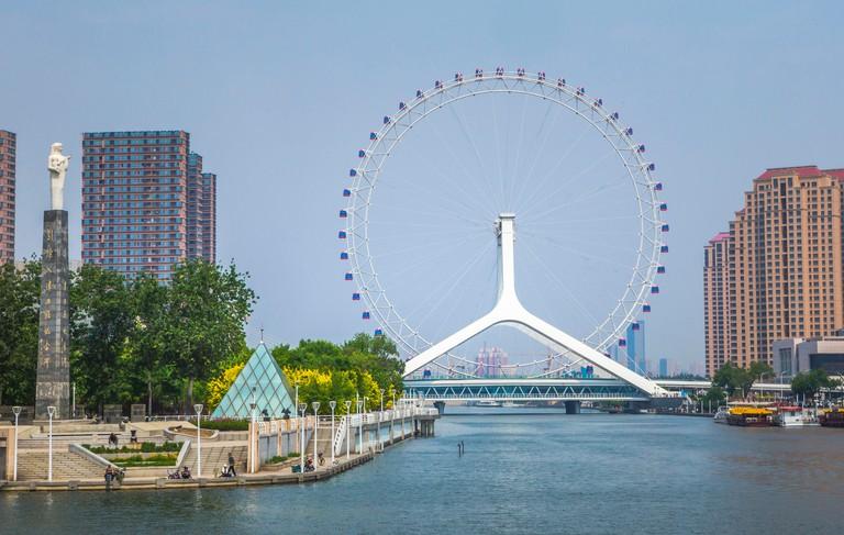 Tianjin City, Tianjin Eye