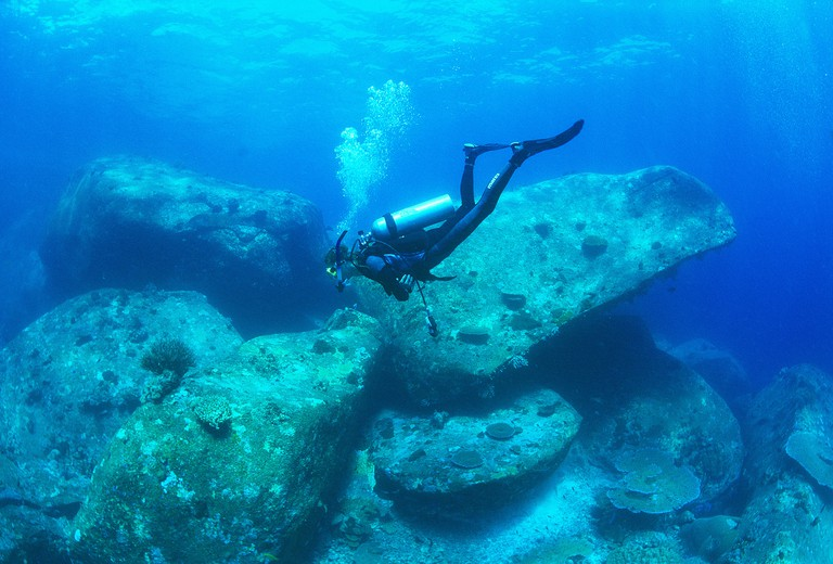 Similan Islands. Scuba diving. K7C2C7