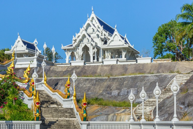 Wat Kaew Korawaram Temple | Krabi | Thailand