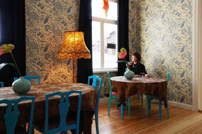 Supelsaksad Cafe Parnu Estonia