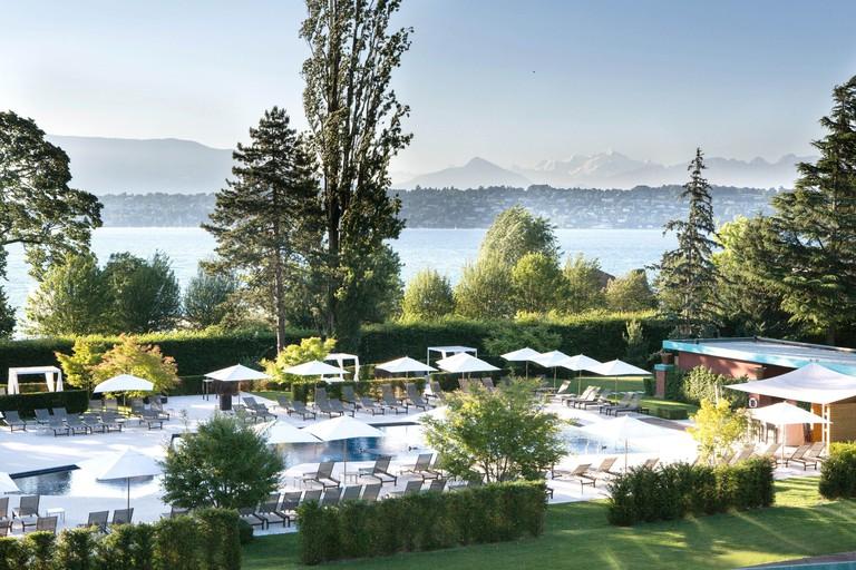 La Reserve Geneve Hotel and Spa