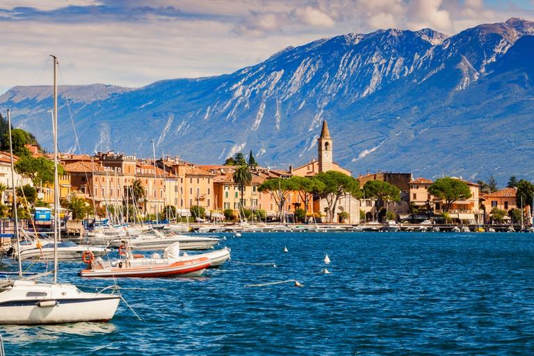 Toscolano Maderno, Lake Garda, Italy