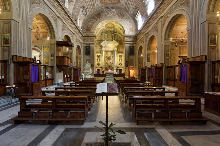 Santa Maria della Concezione dei Cappuccini - Rome (Our Lady of the Conception of the Capuchins)