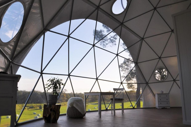 Mile End Glamping dome