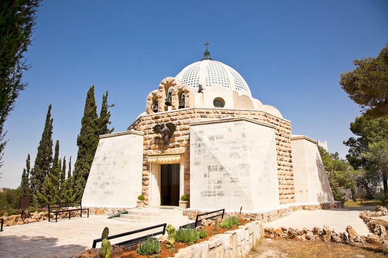 Bethlehem Shepherds Field Church. Palestine. Israel