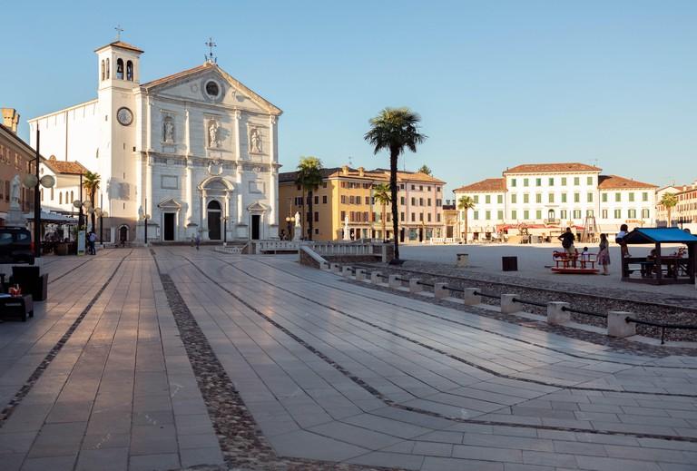 Palmanova Cathedral