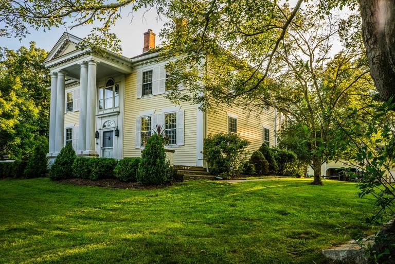 Church Farm Ashford , Connecticut - PHJB7J