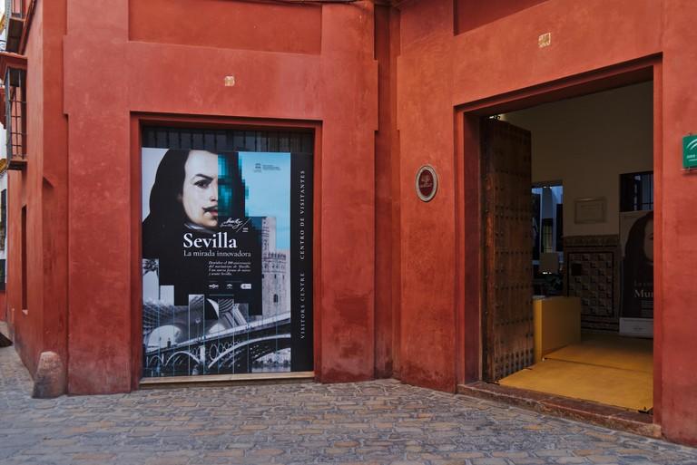 Casa de Murillo, museum of the famous Spanish Artist Esteban Murillo. Seville, Spain