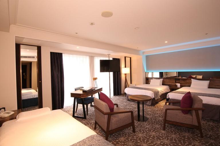 Quintessa Hotel Sapporo