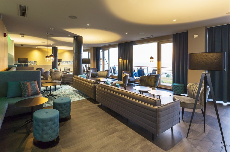 Romantic Bar, Tervise Paradiis Spa Hotel , Parnu