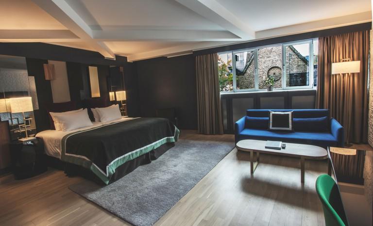 Skt. Petri bedroom