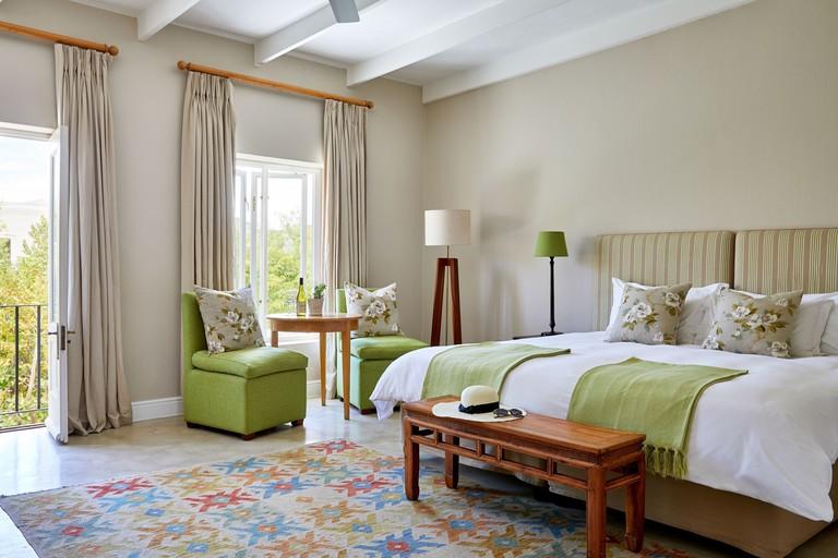 Spier Hotel bedroom