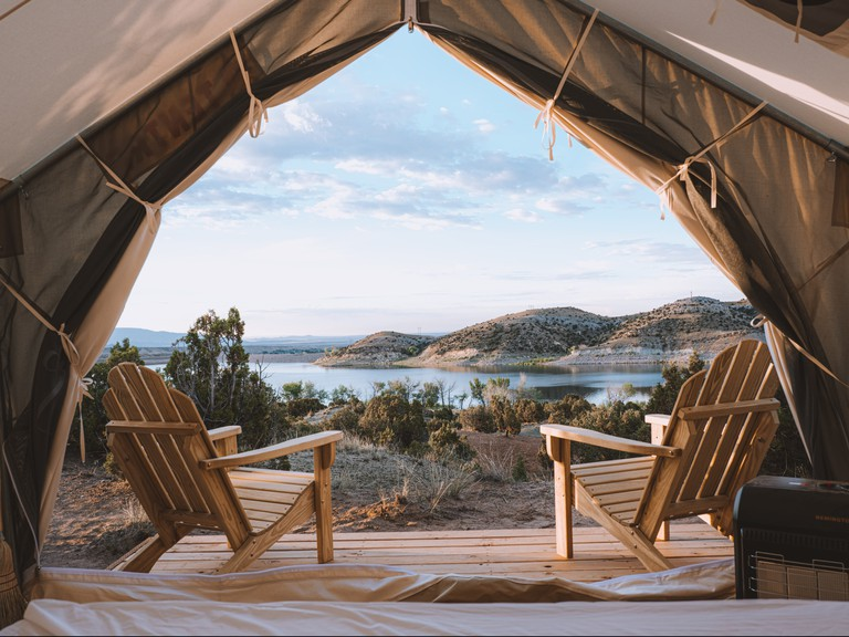 Steinaker State Park- Campsite 2 t