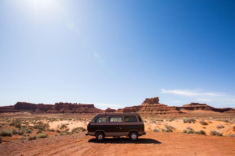 road trip through the southwest