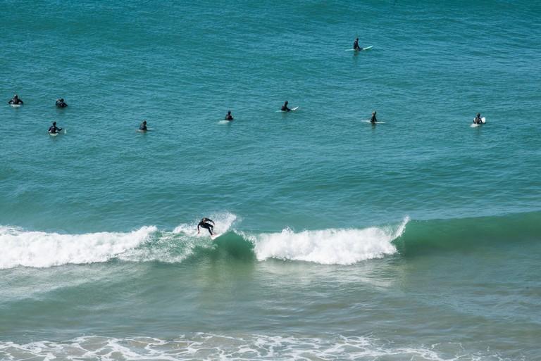 Surfers, Sagres - T4KT6M