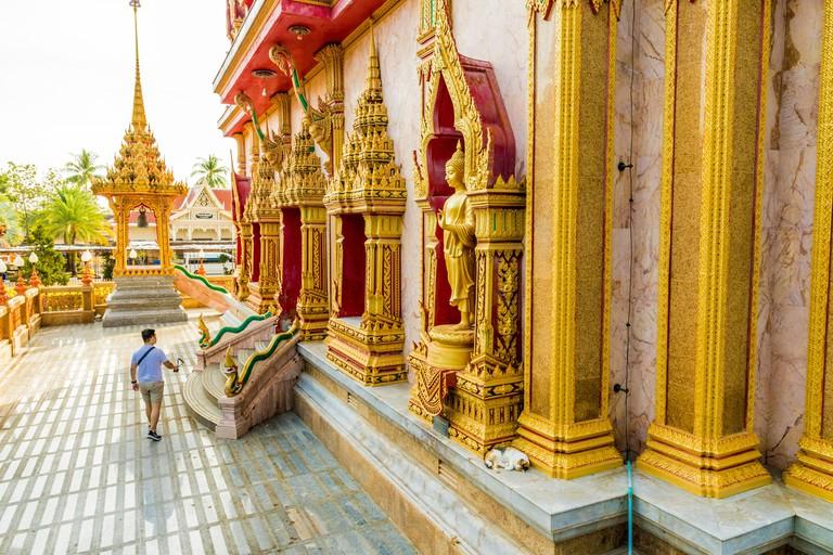 Wat Chalong phuket - T8092H