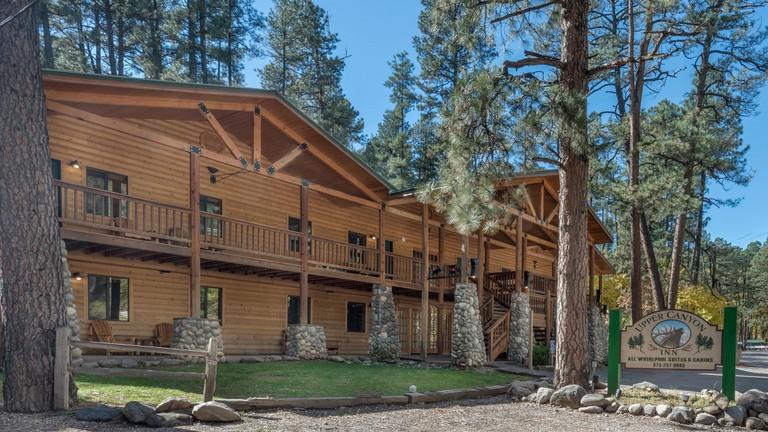 Upper Canyon Inn & Cabins_187ca4d4