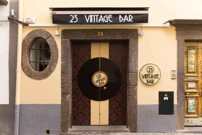 23 Vintage Bar, Funchal