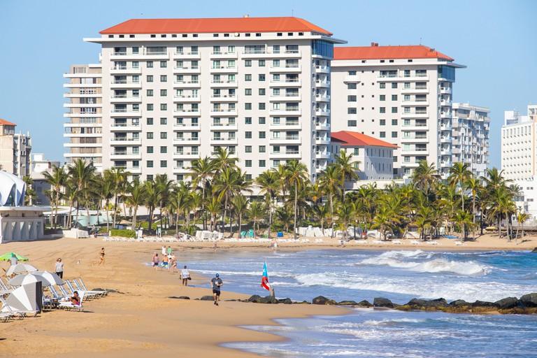 Atlantic Beach, San Juan, Puerto Rico