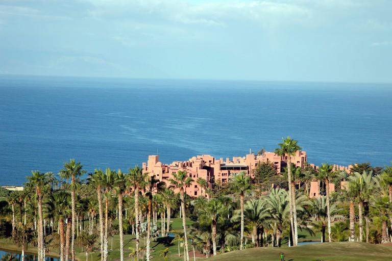 Ritz-Carlton Hotel, 5 star hotel, Tenerife, Canary Islands