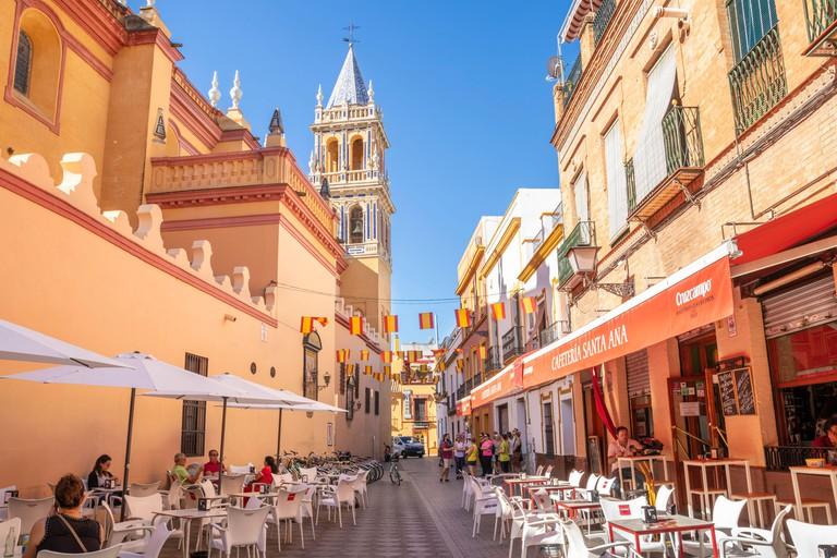 Triana, Seville, Spain, Andalusia, Spain, Europe
