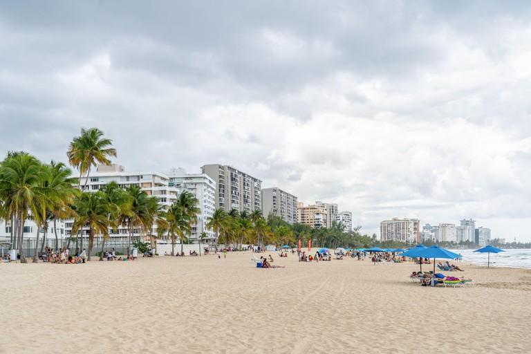 Isla Verde, Puerto Rico