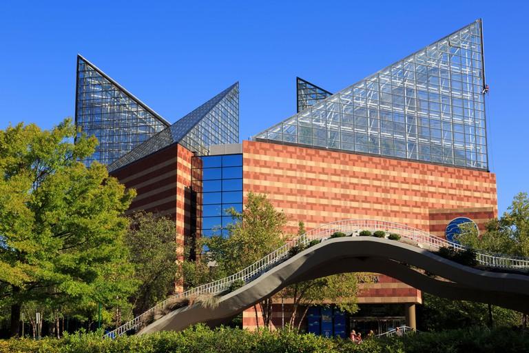 Tennessee Aquarium,Chattanooga,Tennessee,USA