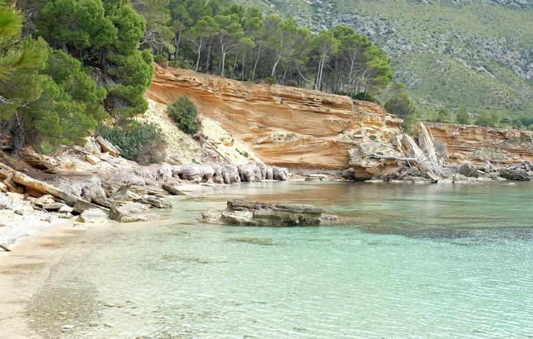 2G03N7N Es Calo, Mallorca, Balearic Islands