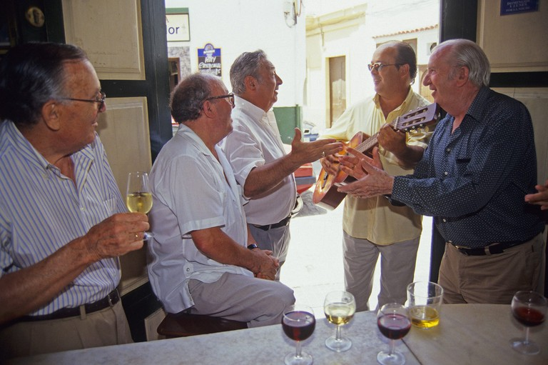 Casa Manteca Tavern Corralon de los Carros Street CADIZ city Cadiz province Andalusia Spain
