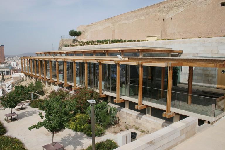 La Ereta restaurant in Alicante Costa Blanca Valencia region Spain