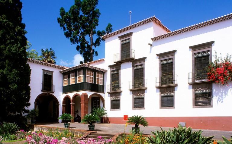 Madeira, Funchal, La Quinta da las Cruzes