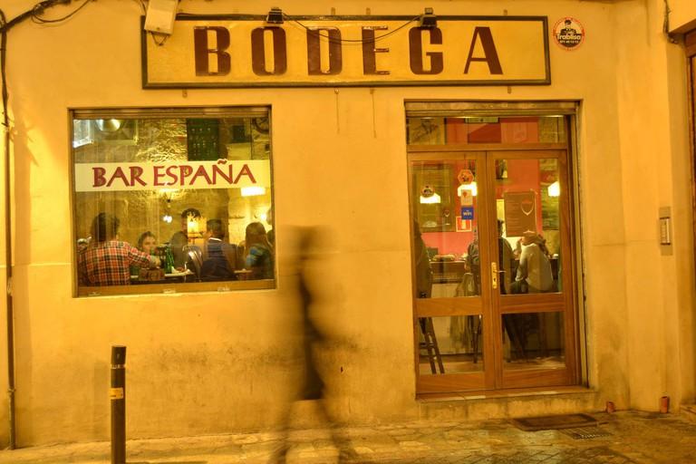 Bar España, Palma, Mallorca