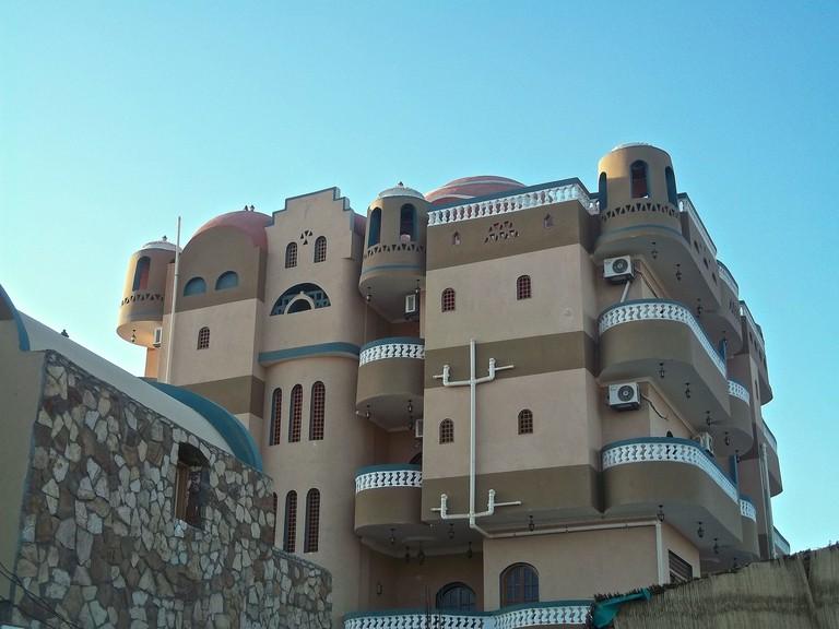Bedouin Castle