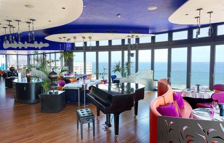 360° Restaurant, Bohemia Suites and Spa