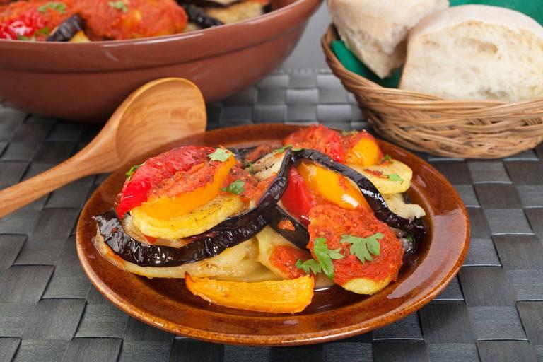 Tumbet, speciality of Majorca