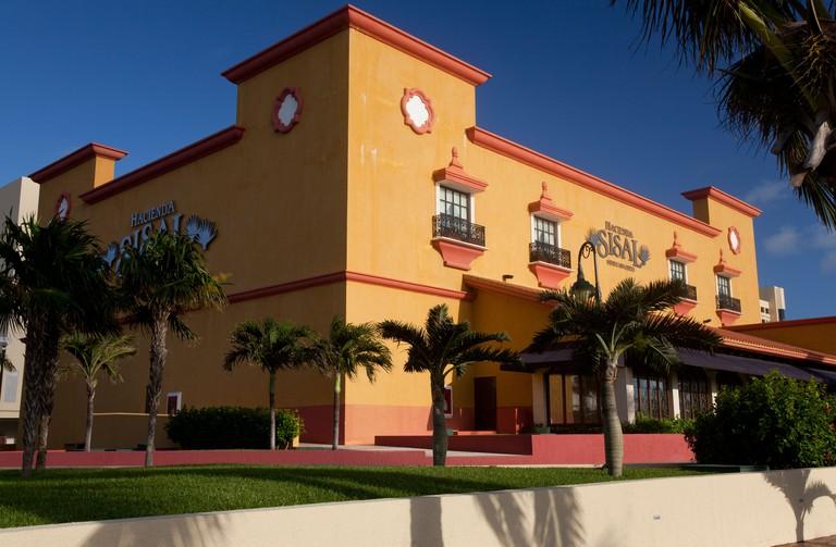 Hacienda Sisal Mexican Grill Restaurant, Cancun, Mexico