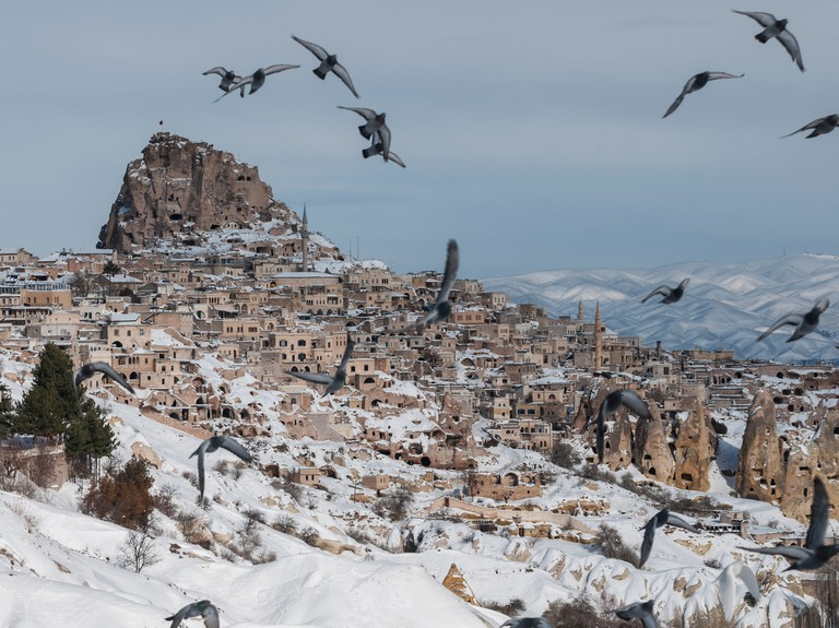Pigeon Valley at winter