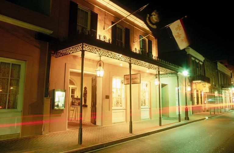 Broussard´s Restaurant, French Quarter, New Orleans, Louisiana, USA