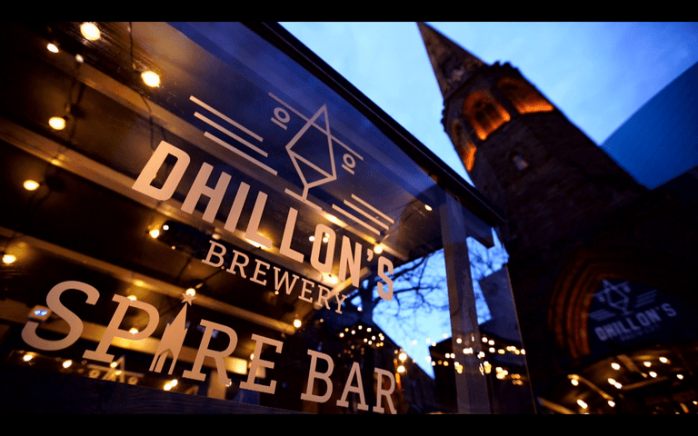 Dhillons Spire Bar
