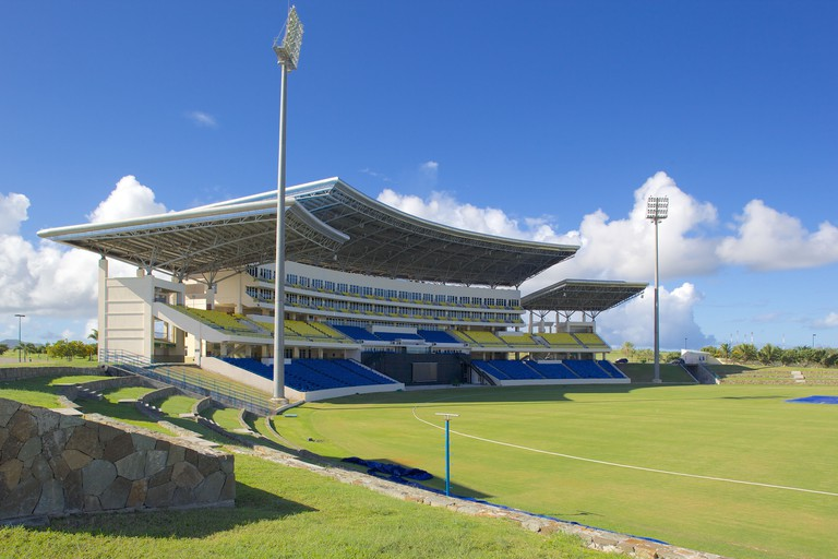 Sir Vivian Richards Stadium, All Saints Road, St. Johns, Antigua, Leeward Islands, West Indies, Caribbean, Central America